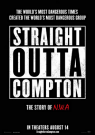N.W.A.-Straight Outta Compton - Affiche