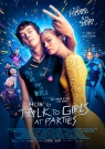 How to Talk to Girls at Parties - Affiche