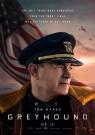 USS Greyhound : La bataille de l'Atlantique - Affiche