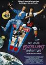 Bill &Ted's excellent adventure - Affiche