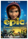 Epic : La bataille du royaume secret - Affiche 14