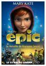 Epic : La bataille du royaume secret - Affiche 14