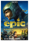 Epic : La bataille du royaume secret - Affiche 16
