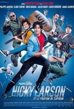 Nicky Larson et le parfum de Cupidon - Affiche