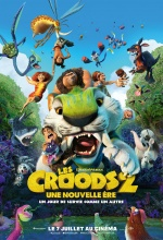 Les Croods 2 : une nouvelle ère - Affiche