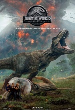 Affiche Jurassic World : Fallen Kingdom