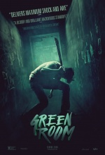 Green Room - Affiche