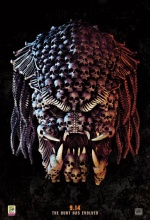 The Predator - Affiche