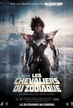 Les Chevaliers du Zodiaque-La Légende du Sanctuaire - Affiche