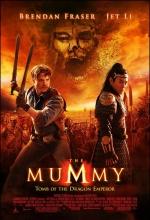 La Momie : La tombe de l'Empereur Dragon - Affiche