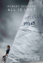 All is Lost - Affiche