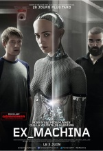 Ex Machina - Affiche
