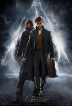 Affiche Les Animaux Fantastiques - Les Crimes de Grindelwald