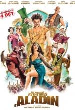 Les nouvelles aventures d'Aladin - Affiche