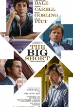 The Big Short : Le Casse du Siècle - Affiche