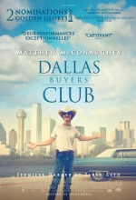 Dallas Buyers Club - Affiche