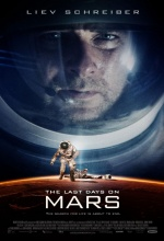 The Last Days On Mars - Affiche