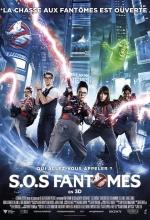 SOS Fantômes (Paul Feig) - Affiche