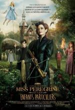 Affiche Miss Peregrine et les enfants particuliers