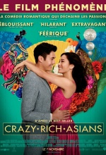 Crazy Rich Asians - Affiche