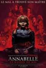 Annabelle  - La maison du Mal - Affiche