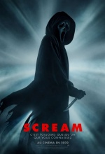 Scream  - Affiche
