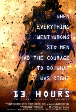 13 Hours - Affiche