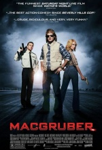 MacGruber - Affiche