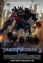 Transformers : La face cachée de la Lune - Affiche
