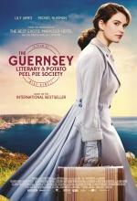 Le cercle littéraire de Guernesey - Affiche