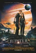 Jupiter : Le Destin de l'Univers - Affiche