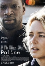 Police - Affiche