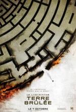 Le Labyrinthe : La Terre Brûlée - Affiche
