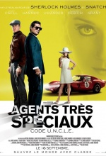 Agents très spéciaux-Code U.N.C.L.E. - Affiche