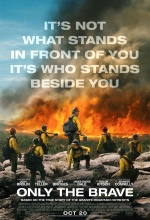 Only The Brave - Affiche