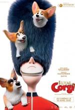 Royal Corgi - Affiche