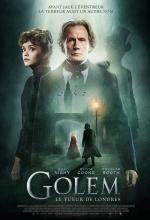 GOLEM, le tueur de Londres - Affiche
