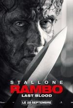 Rambo : Last Blood - Affiche