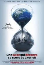 Affiche Une suite qui dérange : Le temps de l'action