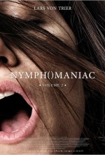 Nymphomaniac - Volume 2 - Affiche