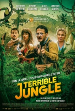 Terrible jungle - Affiche