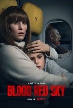 Blood Red Sky - Affiche