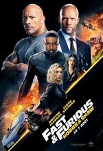 Fast & Furious : Hobbs & Shaw - Affiche