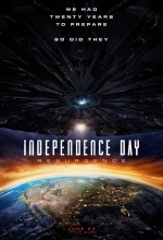 Independence Day Resurgence - Affiche