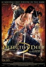 Detective Dee : La légende du dragon des mers - Affiche
