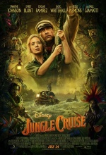 Jungle Cruise - Affiche