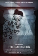 The Darkness - Affiche