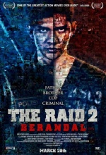 The Raid 2 : Berandal - Affiche