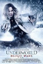 Affiche Underworld : Blood Wars