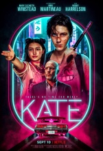 Kate - Affiche